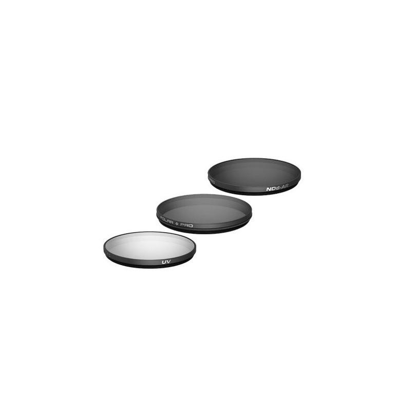 Filtry do Inspire 1 PRO (3pack - UV, polaryzacyjny i ND) - Polar Pro