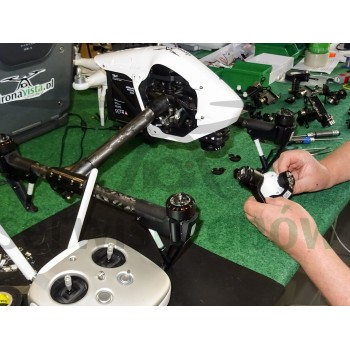 Usługa naprawy kamery Inspire 1