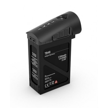 TB48 Intelligent Flight Battery (5700mAh) Black Edition - Inpire 1 - Part 83