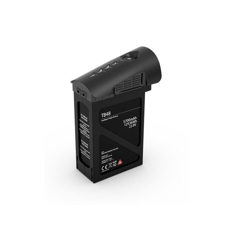 TB48 Intelligent Flight Battery (5700mAh) Black Edition - Inpire 1 - Part 83