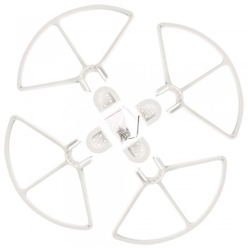 Quick-mount prop guard-white - Phantom 3