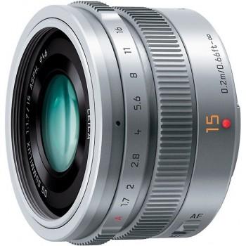 Obiektyw Panasonic Lumix 15mm f/1,7