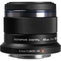 Obiektyw Olympus M.Zuiko 45mm f/1.8