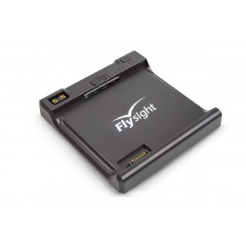 FPV Portable Diversity Monitor/Video Goggles External 1000mah Battery Chargerack Pearl