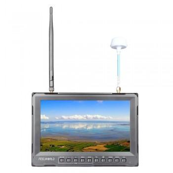 """Monitor FPV 8"""" 5.8GHz 32CH z HDMI"""