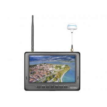 """Monitor FPV 7"""" 32CH 5,8GHz z HDMI"""