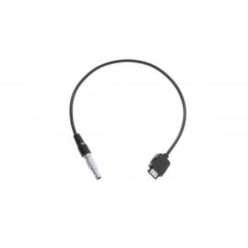 Kabel do podłączenie Focus (0.2m) - Osmo PRO/RAW