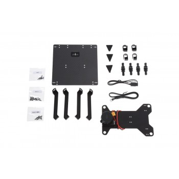 Zenmuse X3/X5/XT/Z3 Series Gimbal Mounting Bracket - Matrice 600