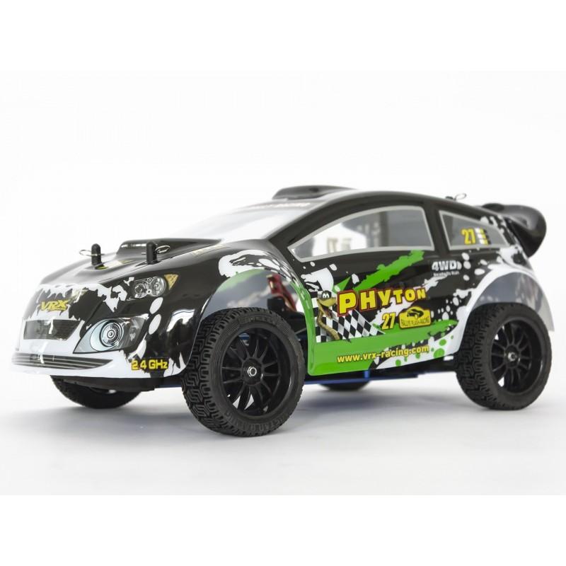 XR16 Rally 1:16 - Zestaw RTR