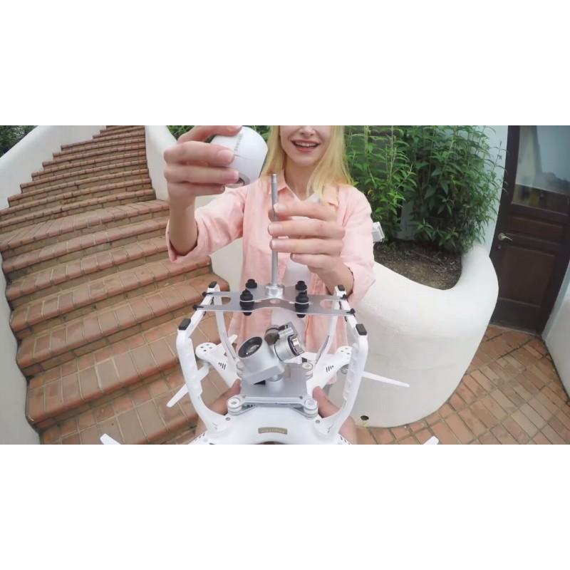 Mocowanie kamerki 360 - Phantom 3