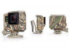 Obudowa GoPro HERO 4, 3+, 3 Camo + QuickClip