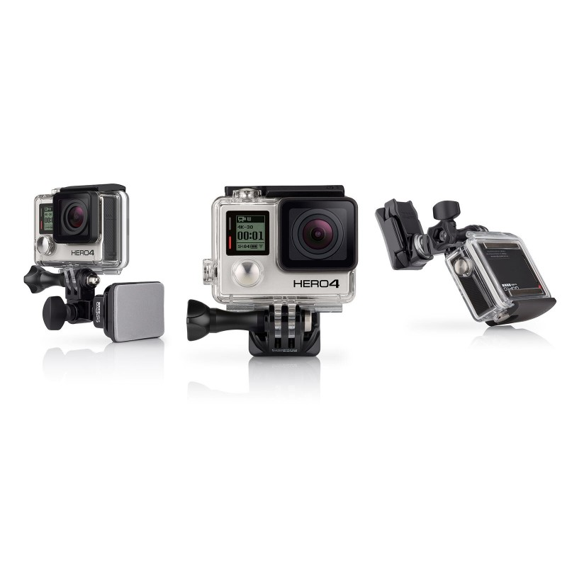 GoPro Helmet front/ side mount