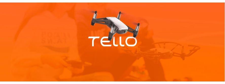 tello,dji, drony,