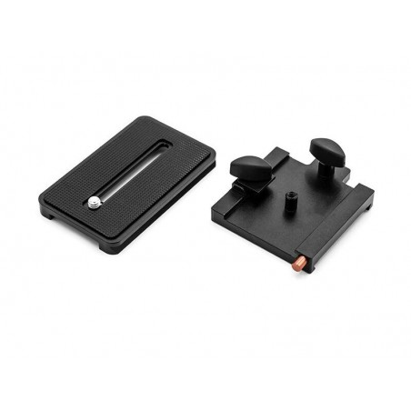 PILOTFLY H2 Quick Release adapter/plate for Manfrotto System