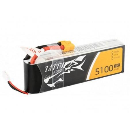 Bateria LiPo 3S 5000mAh 11.1V 50C HardCase Gens Ace
