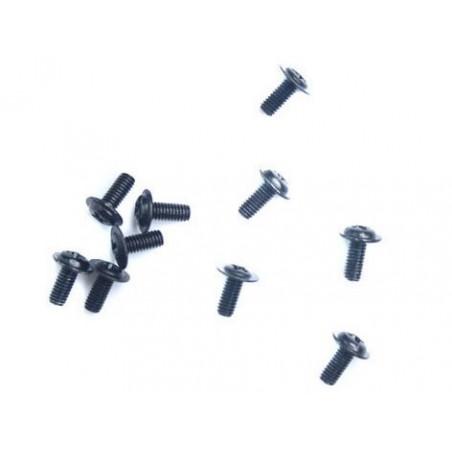 Śrubki 2.5 x 6 x 6 10szt WLToys (A949-43)
