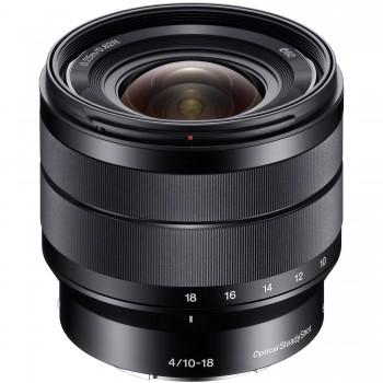 Obiektyw Sony SEL 10-18mm f/4 (E-mount)