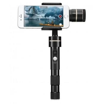 Gimbal 3-osiowy ręczny pod Smartfon - G4 Steadycam - Nowość!
