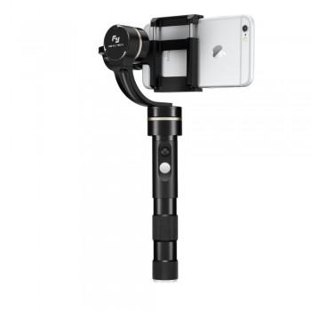 Gimbal 3-osiowy ręczny pod Smartfon FY G4 Steadycam - Przedsprzedaż!