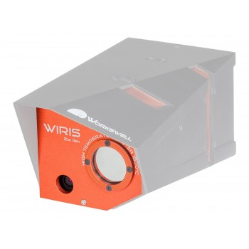Filtr temperatury do 1500 °C WIRIS