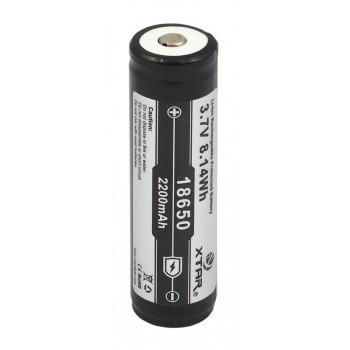Bateria Li-ion 18650 2200mAh 3.7V (1 szt)