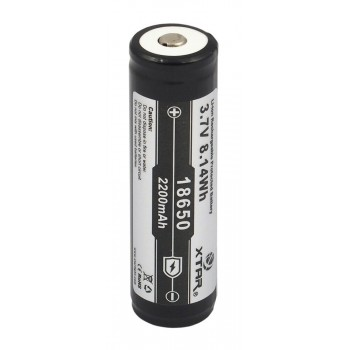 Battery Li-ion 18650 2200mAh 3.7V (1pcs)