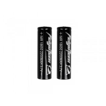 Baterie 18650 2200mAh 3.7V (2 szt) - FY