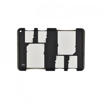Etui na 2 karty pamięci SD i 4 MicroSD