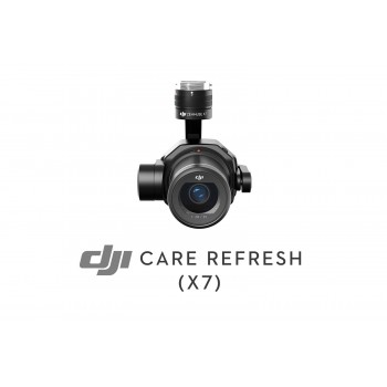 Care Refresh - Zenmuse X7