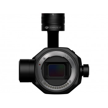 Zenmuse X7 Gimbal and Camera (Lens Excluded) - Inspire 2
