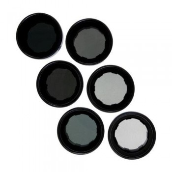 Polar Pro Frame 2.0 Filter 3 Pack for GoPro Hero Cameras