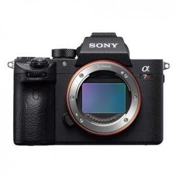 Aparat Sony Alpha ILCE-A7R III (Body)