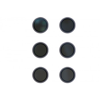 Standard Series 3-Pack Filters (ND4, ND8, ND16) for Mavic Air - PolarPro