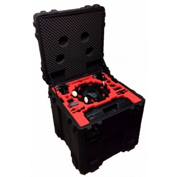 Expert Carry Case for DJI Matrice 600 Pro including extra Battery Carry case