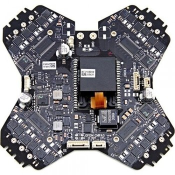 ESC Center Board & MC & Receiver 5.8G - Phantom 3 Standard - Parts 76