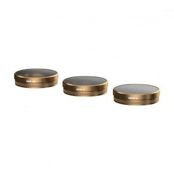 Filtry kinowe gradientowe do Mavic Air (ND8, ND16 i ND32) - Polar Pro