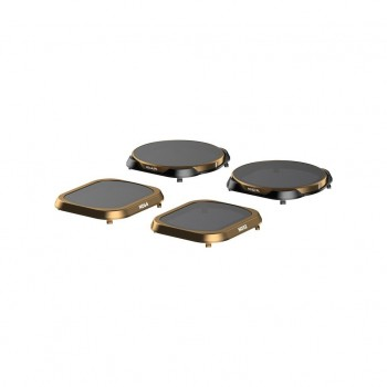 Filtry kinowe do Mavic 2 (ND32, ND64, ND32/PL i ND64/PL) - Polar Pro