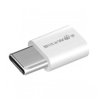 Adapter USB-C do Micro USB BlitzWolf