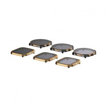 Filtry kinowe do Mavic 2 (ND4, ND8, ND16, ND4/PL, ND8/PL i ND16/PL) - PolarPro