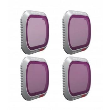 Zestaw filtrów (ND8/PL, ND16/PL, ND32/PL i ND64/PL) dla Mavic 2 Pro - PGYTECH