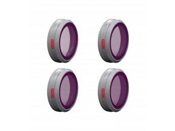Zestaw filtrów PGY (ND8/PL, ND16/PL, ND32/PL i ND64/PL) - Mavic 2 Pro