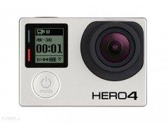 Zestaw GoPro HERO 4 Black - UŻYWANA