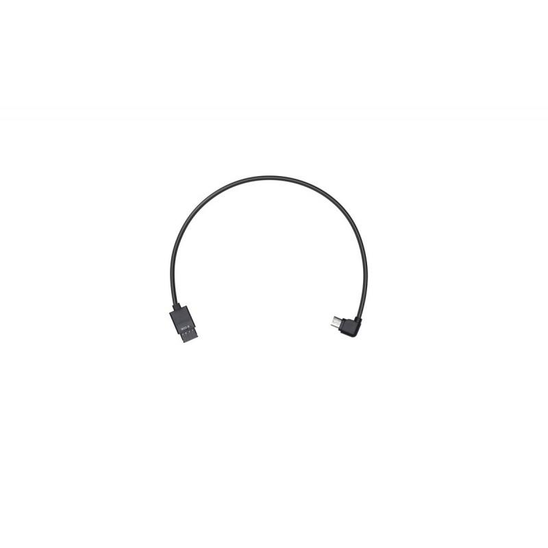 Kabel USB typ C do kontroli kamery - Ronin-S