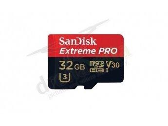 Karta Pamięci SanDisk Extreme ACTION microSDHC 32GB 667x 100MB/s