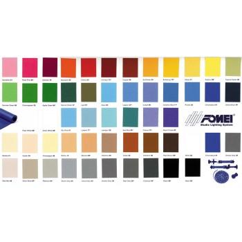 Tło papierowe Fomei 2.72x11m - Arctic White