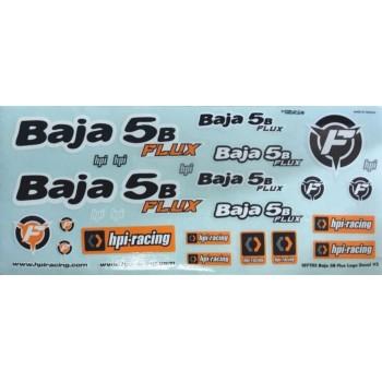 Sticers - Baja 5b