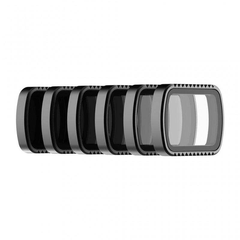 Zestaw filtrów ND dla Osmo Pocket (ND8, ND16 i ND32) - PolarPro