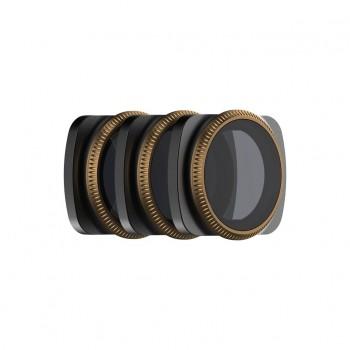 Zestaw filtrów kinowych ND dla Osmo Pocket (ND4, ND8 i ND16) - PolarPro