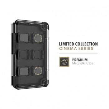Zestaw filtrów kinowych ND/PL dla Osmo Pocket (ND4/PL, ND8/PL i ND16/PL) - PolarPro