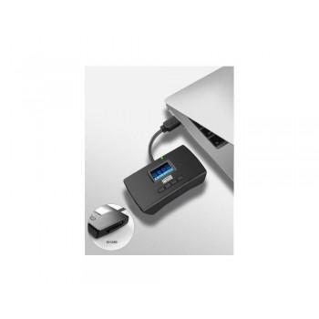 Czytnik kart pamięci Newell z funkcją No-PC backup i Recovery